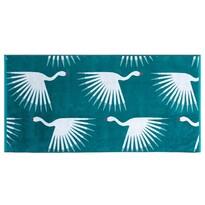 DecoKing Plażowy ręcznik kąpielowy Ptaki, 90 x 180 cm