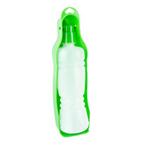 Puppy Itató palack tállal utazásokra, zӧld