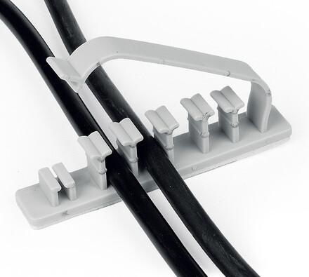 Lišty na kabely