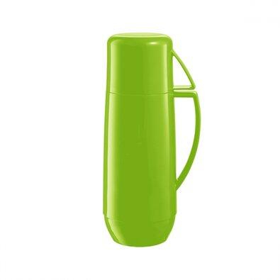 Tescoma FAMILY COLORI termosz bögrével 0,75 l, zöld