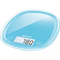 Sencor SKS 32BL kuchynská váha, modrá