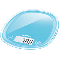 Sencor SKS 32BL waga kuchenna, niebieski