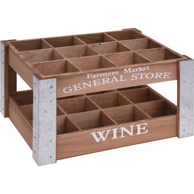 Stojan na fľaše vína General Store Wine