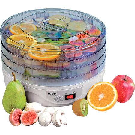 Sencor SFD 135 gyümölcsaszaló