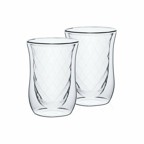4Home Termo sklenice Diamond Hot&Cool 250 ml, 2 ks