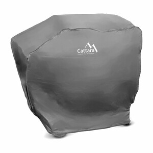 Cattara Kryt plynového grilu černá, 102 cm
