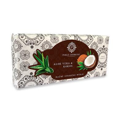 Topvet mýdlo Aloe vera a kokos