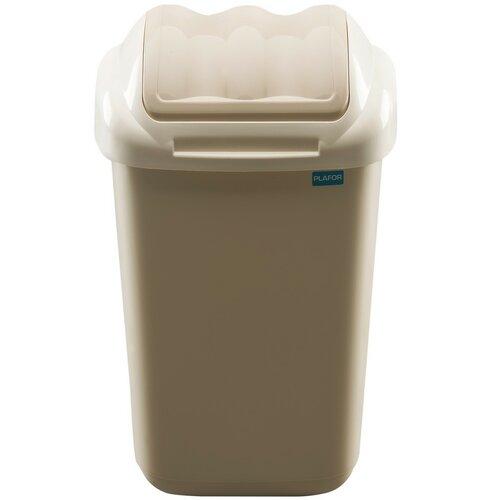 Odpadkový koš FALA 30 l, béžová