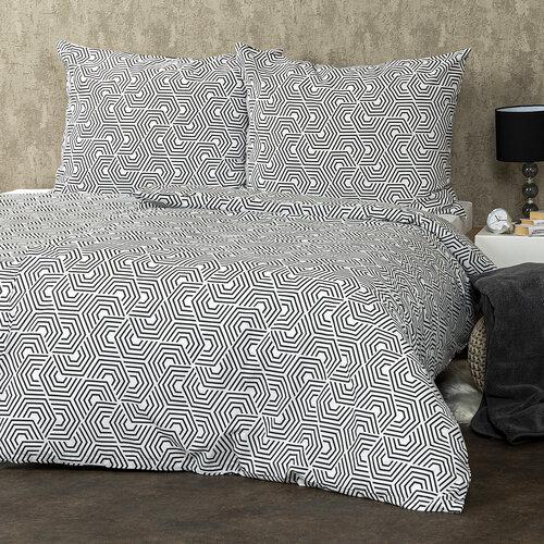 Bavlnené obliečky Geometric, 140 x 220 cm, 70 x 90 cm