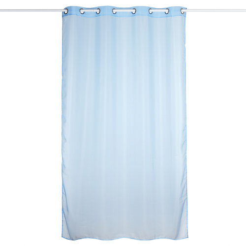 Záclona Hannah modrá, 140 x 240 cm