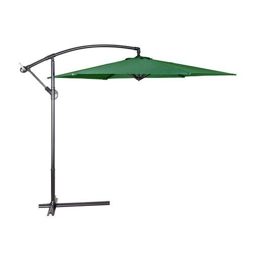 Happy Green Závěsný slunečník zelená, 300 cm