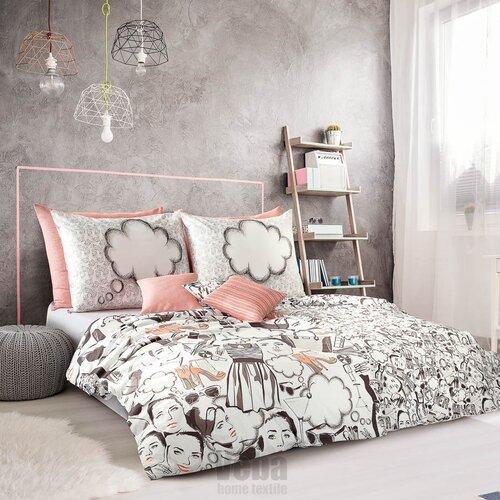 Veba Damaškové obliečky GEON Her, 140 x 200 cm, 70 x 90 cm