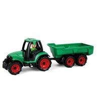 Tractor cu remorcă Lena Truckies, 32 cm