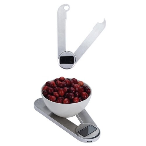 Orion Digitálna kuchynská váha skladacia, 5 kg