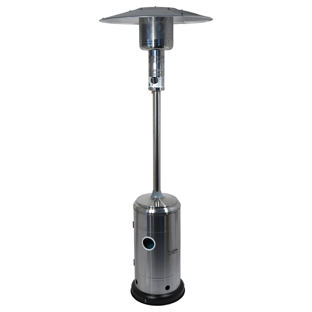 Cattara Plynový zářič SILVER s regulátorem 12,5 kW, 225 cm