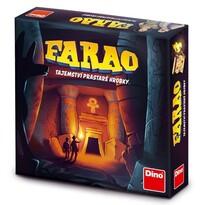 Dino Spoločenská hra Farao Tajomstvo prastarej hrobky