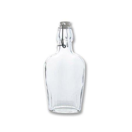 Orion Skleněná láhev s Clip uzávěrem, 0,18 l