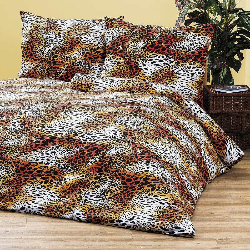 4Home bavlnené obliečky Leopard