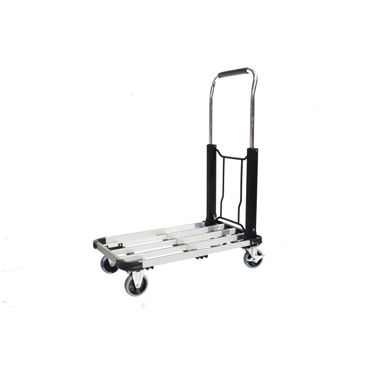 Beckford Skládací hliníkový vozík, 150 kg