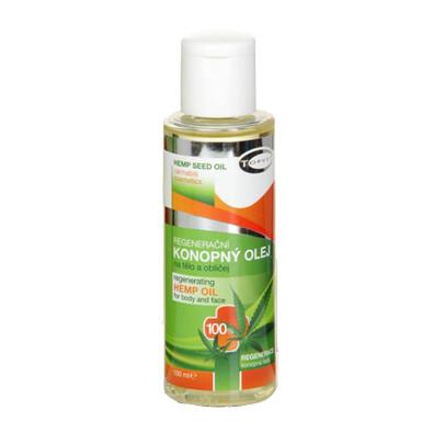 Konopný olej 100%, Topvet, 100 ml