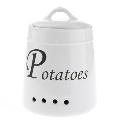 Keramická dóza na zemiaky 4120 ml