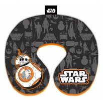Poduszka podróżna Star Wars BB-8, śr. 21 cm