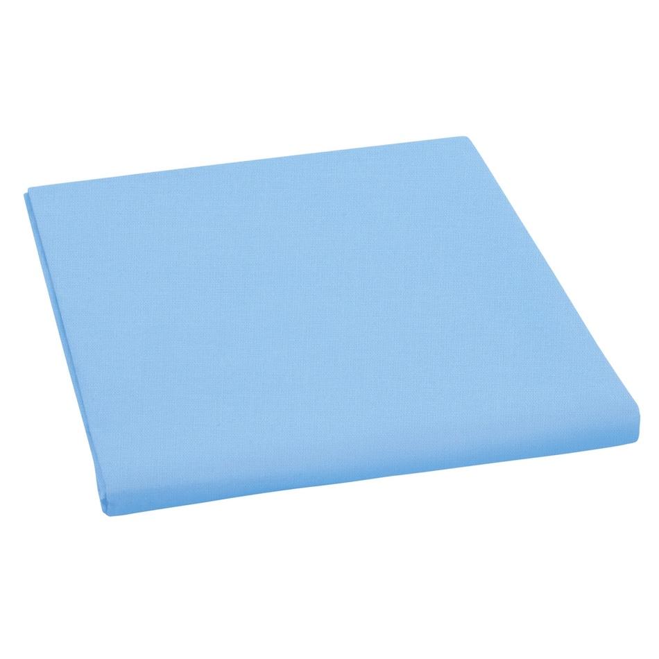 Bellatex plátené prestieradlo, modrá, 150 x 230 cm