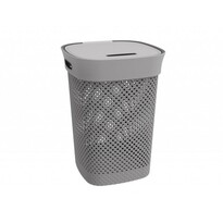 Aldo Koš na špinavé prádlo Woolly 50 l, šedá