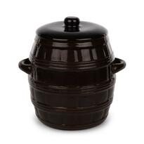 Vas ceramic cu capac Altom, 2,5 l