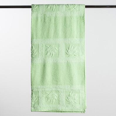 Osuška Nina světle zelená, 70 x 140 cm