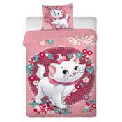 Dětské bavlněné povlečení Kočka Marie 2014, 140 x 200 cm, 70 x 90 cm