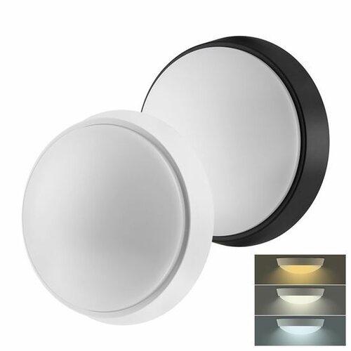 Solight WO779 LED vonkajšie osvetlenie 2v1, biela a čierna