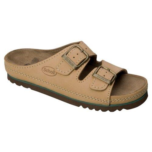 Zdravotní obuv Air Bag Scholl, přírodní, 36