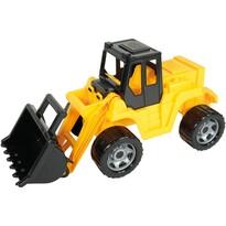 Lena Giga Trucks rakodó, sárga, 62 cm