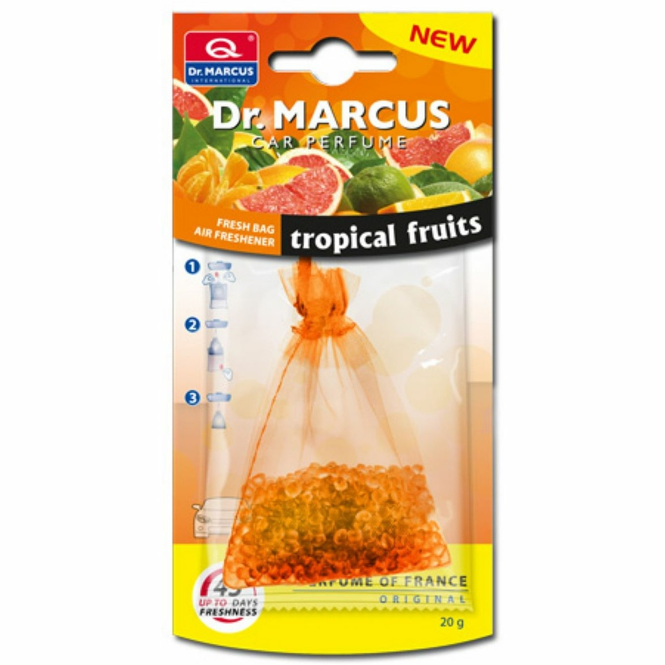 Dr. Marcus FRESH TROPICAL FRUITS 20 g
