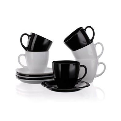 12dílná kávová sada Carine