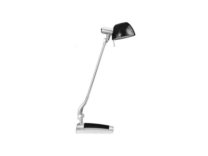 Stolná lampa Ginevra uno, čierna, Panlux