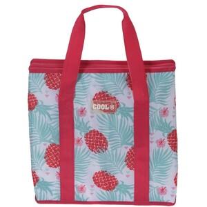 Chladící taška 16 l, růžová