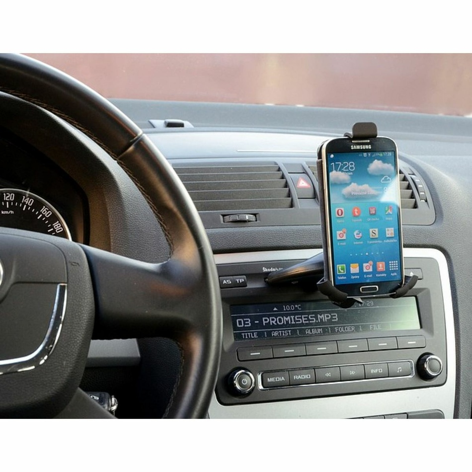 Produktové foto Compass Držák telefonu / GPS do CD