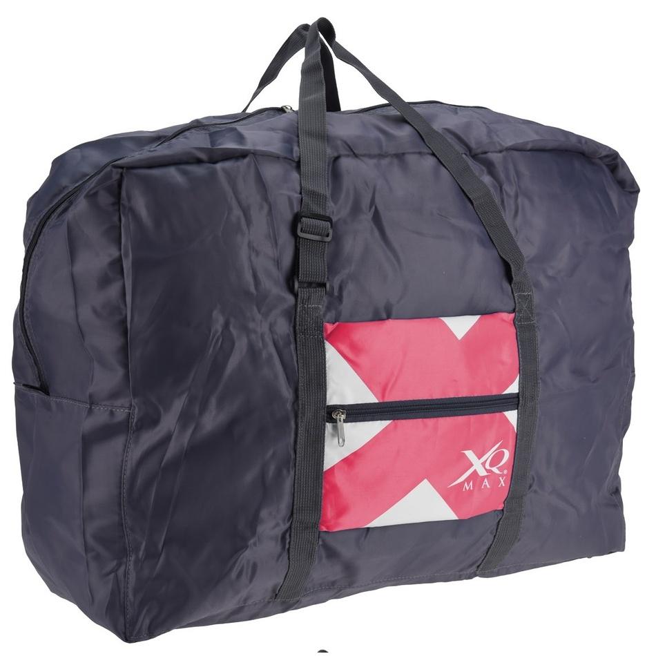 Koopman Skládací sportovní taška Condition růžová, 55 l
