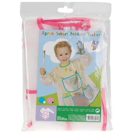 Halat copii Pockets, de desen, roz