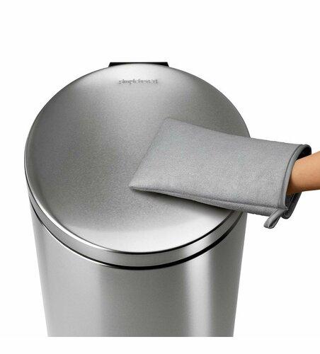 Simplehuman Rukavica na čistenie nehrdzavejúcich povrchov