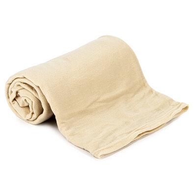 UNI filc takaró, bézs, 150 x 200 cm