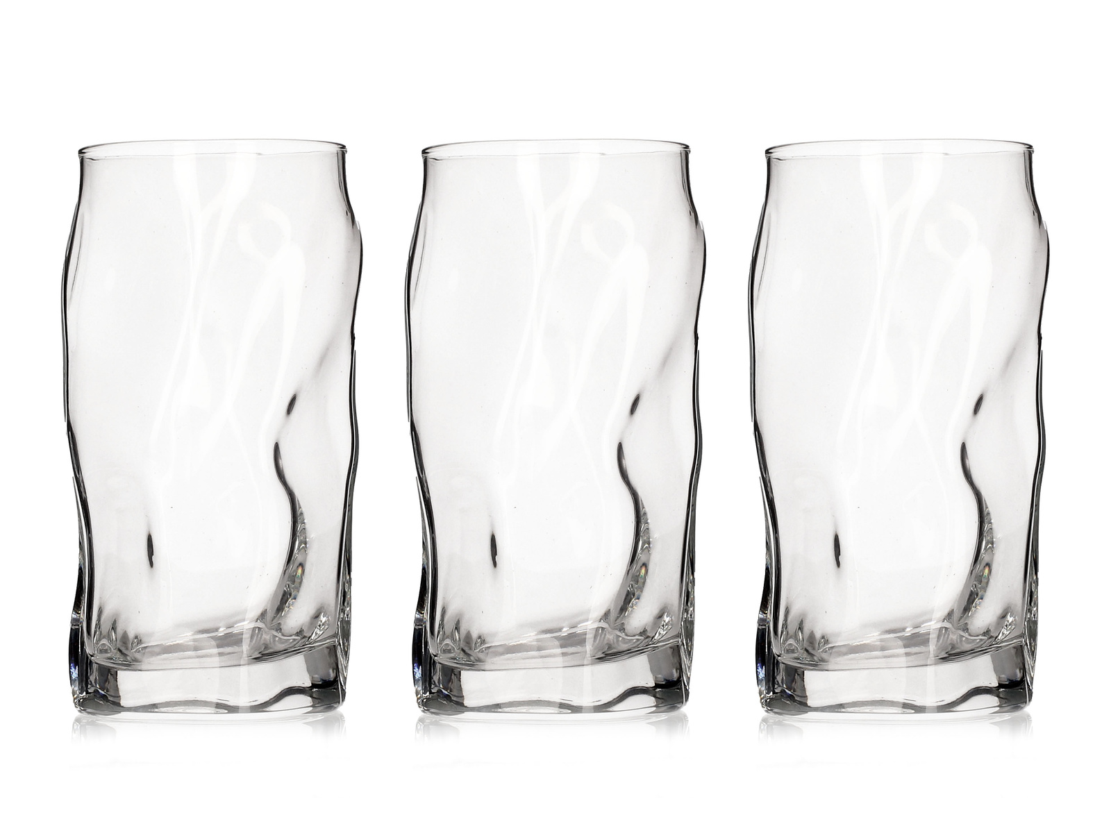 Florina Sorgente poháre 460 ml, 3 ks,