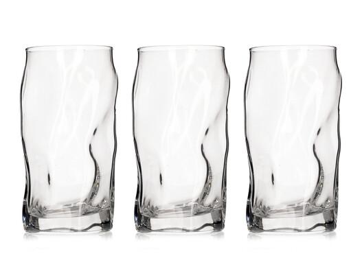 Florina 3dílná sada sklenic Sorgente 460 ml