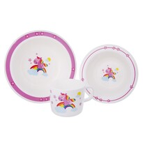 Orion Lovacska 3 db-os étkezési szett gyerekeknek