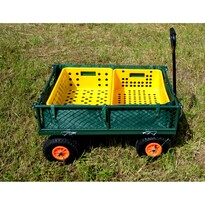 Sharks Záhradný vozík Maxi, 85 x 62,5 x 22 cm
