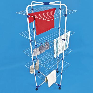 Sušák na prádlo 4 stupně, ZDARMA odkapávač