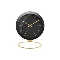Karlsson KA5832BK Dizajnové stolné hodiny, 25 cm