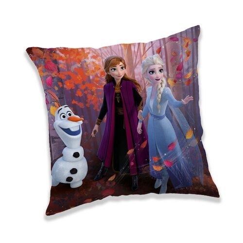 Jerry Fabrics Pernă Frozen 2 Forest, 40 x 40 cm